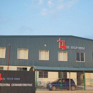 Nhà máy điện tử EL Tech Vina