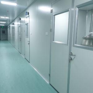 intech - phòng sạch Pharvina
