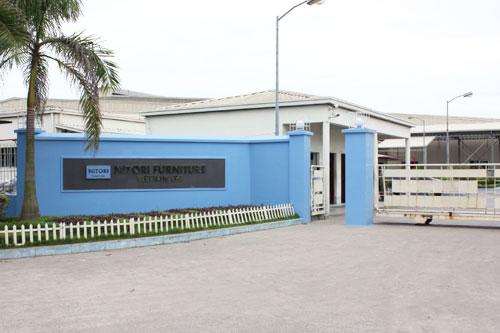Công ty NITORI FURNITURE Việt Nam
