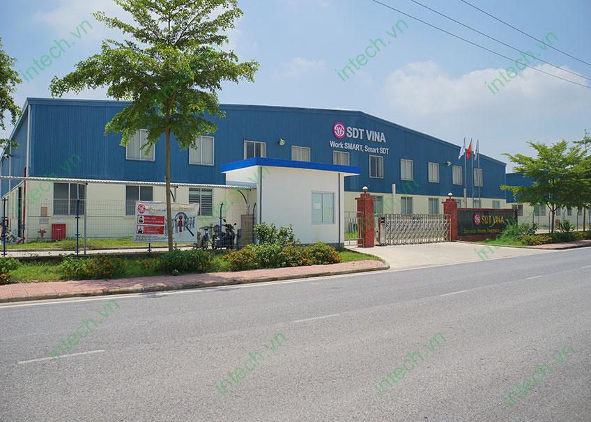 Nhà máy điện tử SDT VINA