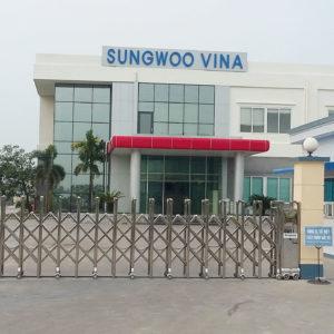 Công ty TNHH SUNGWOO VINA
