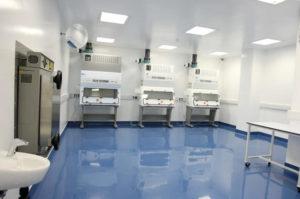 Phòng sạch tiêu chuẩn