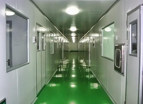 Hệ thống điều hòa không khí cho phòng sạch