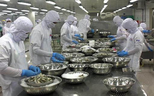 Phòng sạch chế biến thủy sản