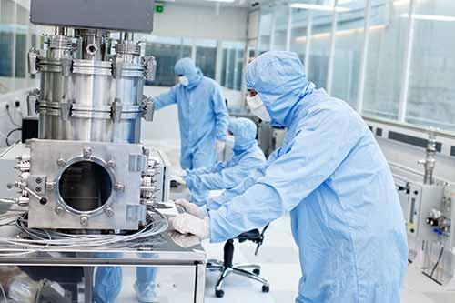 Phòng sạch ngành điện tử