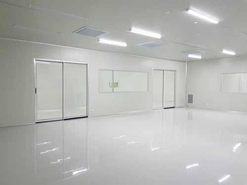 Phòng sạch ngành hóa chất