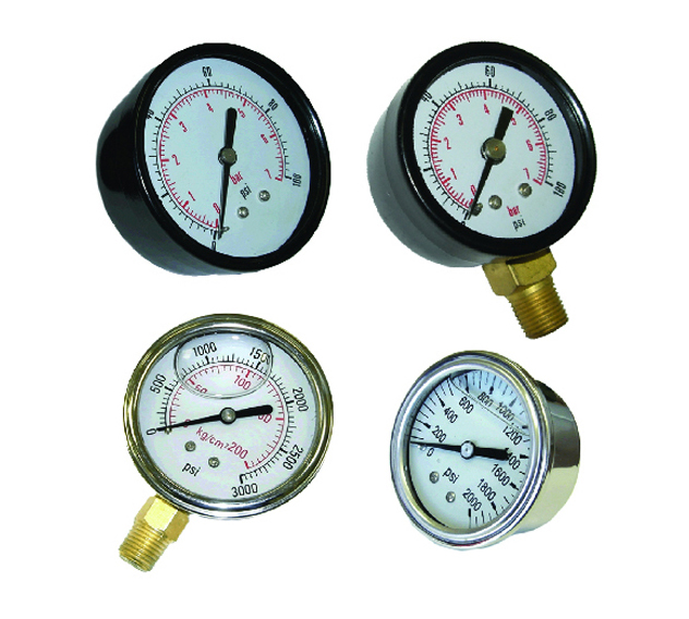 Các dụng cụ đo áp suất phòng sạch