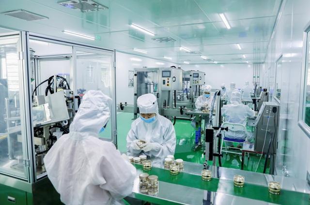 Dây truyền sản xuất đạt chuẩn GMP