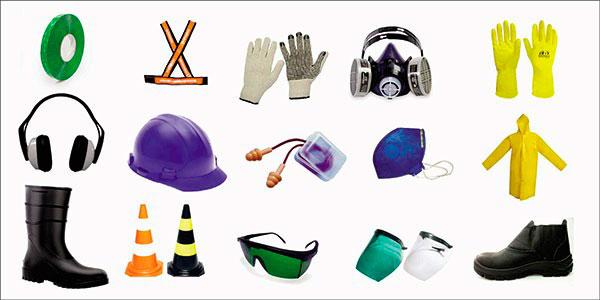 Một số trang bị bảo hộ lao động