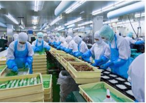 Tiêu chuẩn phòng sạch thực phẩm