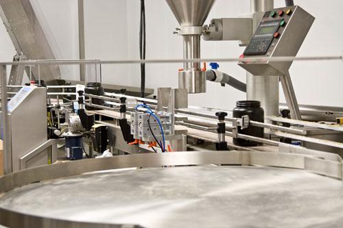 Phòng sạch sản xuất hương liệu
