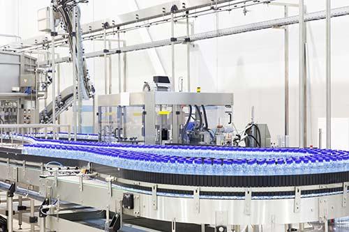 Phòng sạch sản xuất nước đóng chai