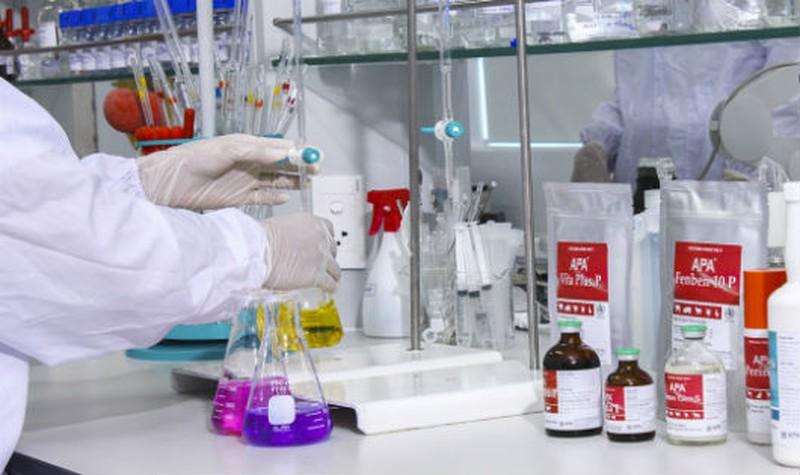 Kiểm tra chất lượng thuốc thú y