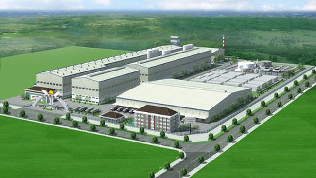 Nhà máy dược phẩm đạt tiêu chuẩn GMP