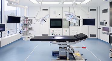 Phòng mổ áp lực dương