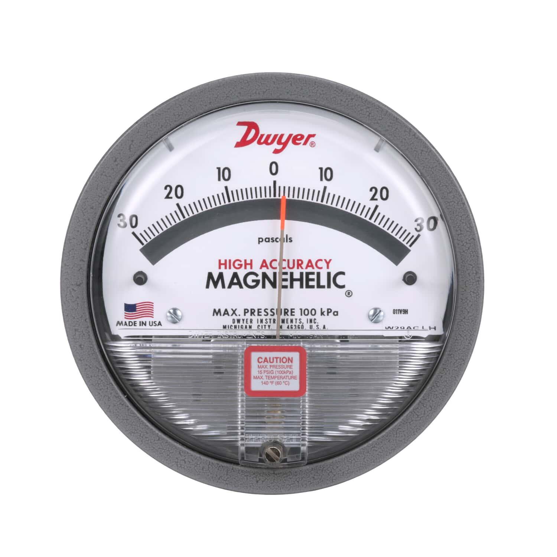 Thiết bị đo áp suất phòng sạch