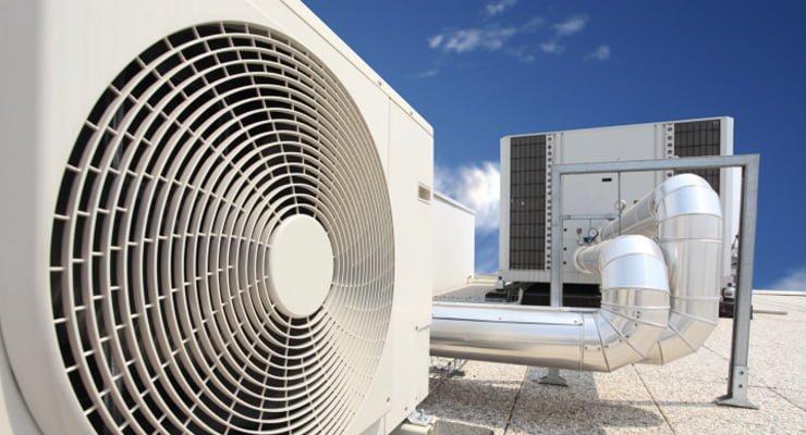Quạt gió trong hệ thống HVAC