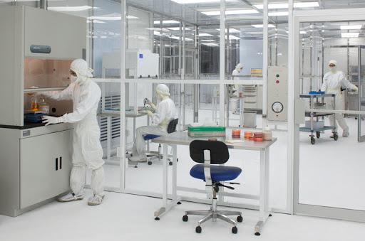 Hệ thống khí sạch trong phòng sạch