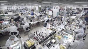 Tiêu chuẩn thi công phòng sạch điện tử