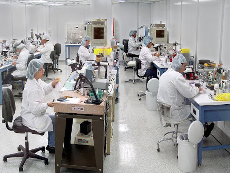 Ứng dụng phòng sạch trong sản xuất