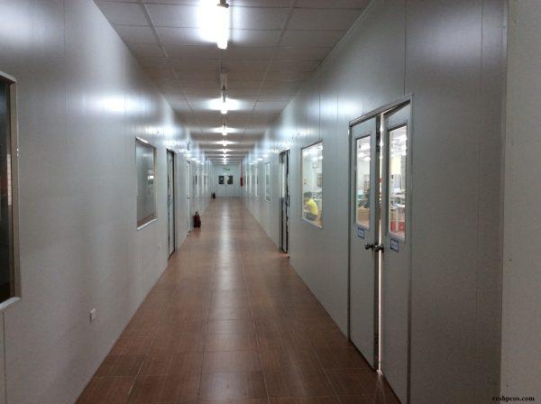 Tiêu chuẩn khí sạch trong phòng sạch