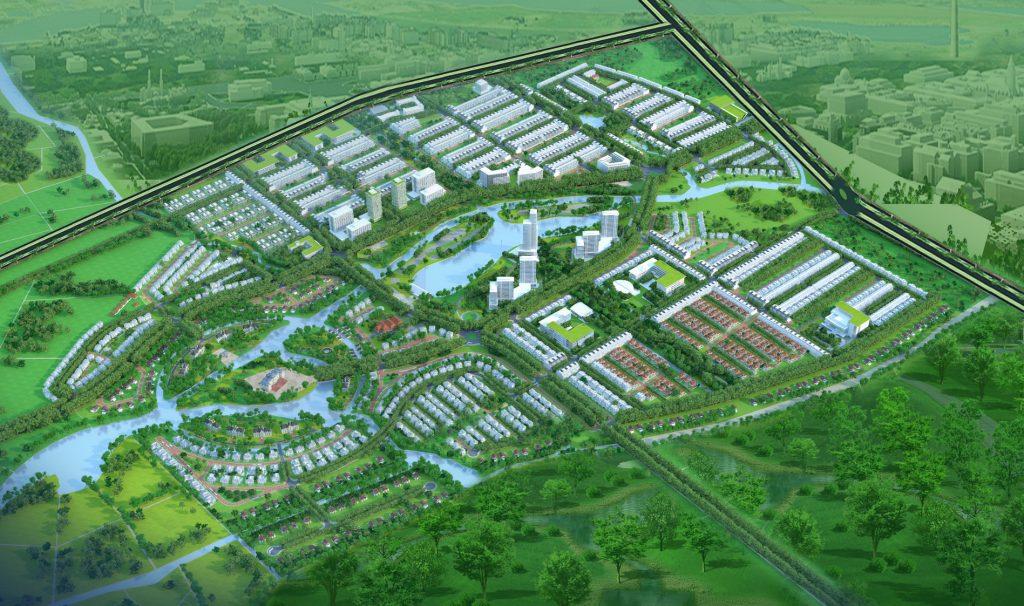 chọn đất xây dựng nhà máy